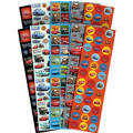Cars Stickers Value Pack 10 Sheets