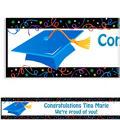 Custom Grad Celebration Banner 6ft