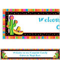 Fiesta Fun Custom Banner 6ft