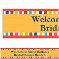 Sedona Red and Yellow Custom Banner