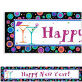 Modern New Year's Custom Banner 6ft