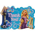 Tangled Thank You Notes 8ct