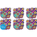 Fiesta Mariachi Cutouts 13in 12ct
