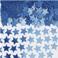 Mini Blue Star Confetti