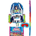 Pull String Buzz Lightyear Pinata Kit