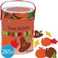 Thanksgiving Deluxe Foam Sticker Kit 285ct