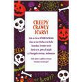Spooktacular Halloween Custom Invitation