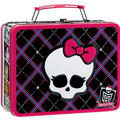 Monster High Metal Box