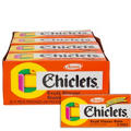 Fruit Chiclets 20ct