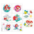 Little Mermaid Tattoos 16ct