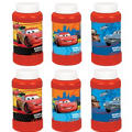Disney Cars Bubbles 6ct