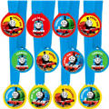 Thomas the Tank Engine Award Medals 12ct