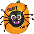 Silly Spider Pumpkin Decorating Kit