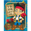 Blue Jake and the Never Land Pirates Invitations