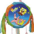 Pull String Patrick & SpongeBob Pinata