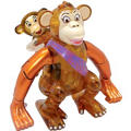 Mona the Chimpanzee Windup Toy