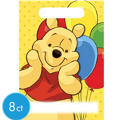 Pooh and Pals Favor Bags 8ct