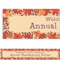 Festive Fall Custom Banner