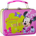 Mini Minnie Mouse Tin Box