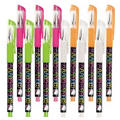 Neon Hello Kitty Gel Pens 12ct