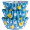 Rubber Ducky Baking Cups 75ct