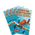 Planes Activity Pads 4ct