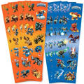 Skylanders Stickers 8ct