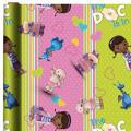 Doc McStuffins Gift Wrap 8ft