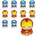 Avengers Finger Puppets 24ct