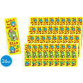 Dr. Seuss Bookmarks 36ct