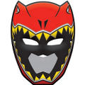 Red Power Ranger Mask