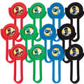 Power Rangers Disc Shooters 12ct