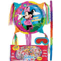 Add-a-Balloon Happy Birthday Minnie Mouse Pinata Kit