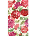 Rose Melody Guest Towels 16ct