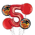 How To Train Your Dragon 5th Birthday Balloon Bouquet 5pc