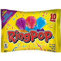Topps Ring Pops 10ct