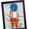 Sassy Clown Mix & Match Women's Looks