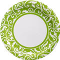 Kiwi Ornamental Scroll Party Supplies