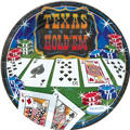 Texas Hold'em Party Supplies