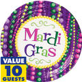 Mardi Gras Celebration Party Supplies