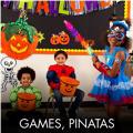 Halloween Games & Pinatas