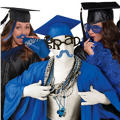 Graduation Spirit Blue