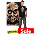 Zombie Mugshot Animated T-Shirt
