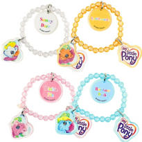 My Little Pony Charm Bracelets 4ct