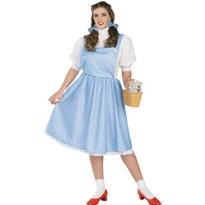 Adult Dorothy Costume Plus Size - Wizard of Oz