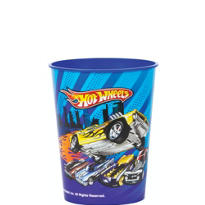 Hot Wheels Favor Cup 16oz