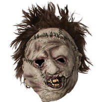 Vinyl Leatherface Mask