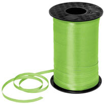 Kiwi Green Curling Ribbon