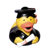 Graduation Rubber Ducky