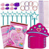 Princess Favor Pack 48pc